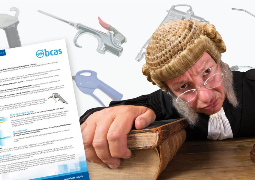 Air Blow Gun UK Legislation thumbnail image