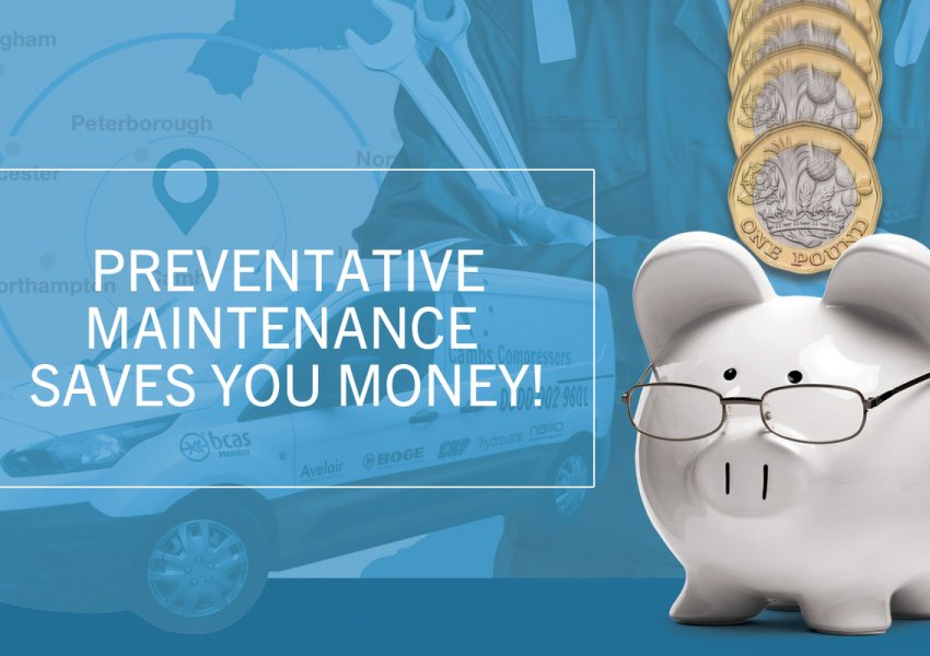 Benefits of air compressor preventative maintenance thumbnail image