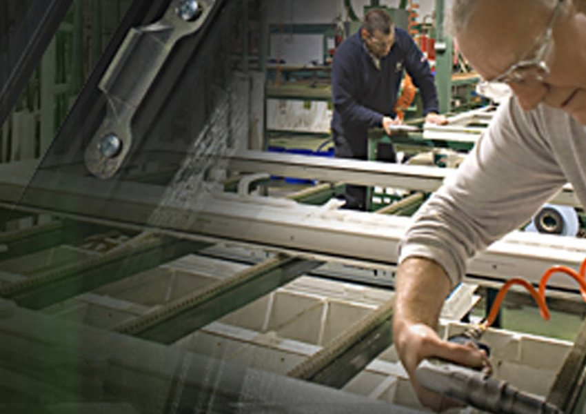 Compressed air in window manufacturing thumbnail image