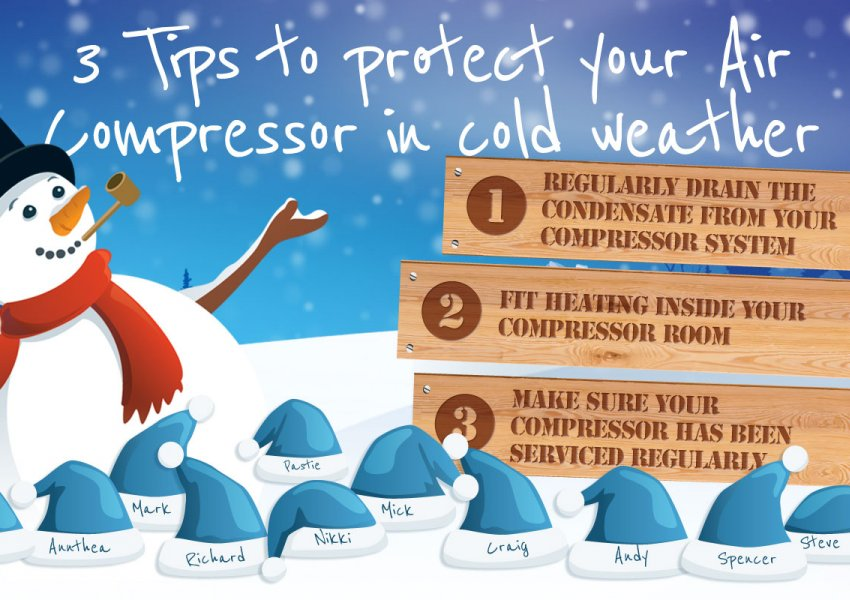 Essential Winter Maintenance for Air Compressors thumbnail image