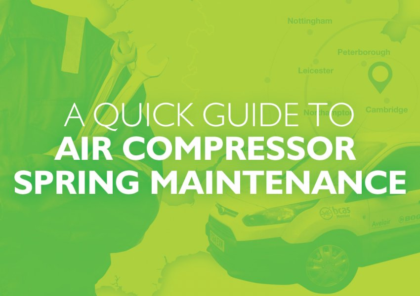 Spring cleaning your compressed air system thumbnail image